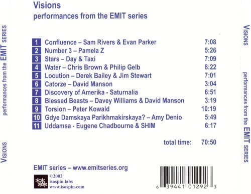 Performances from the EMIT Series