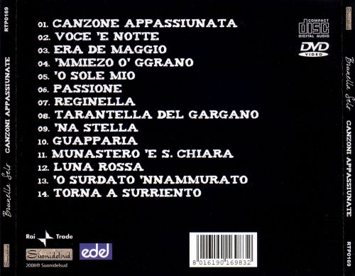 Canzoni Appassiunate: Live from Rising Mutiny