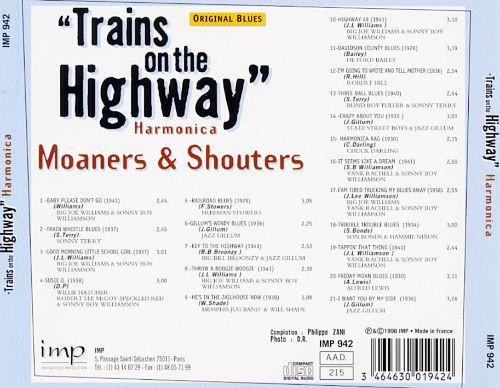 Trains on the Highway