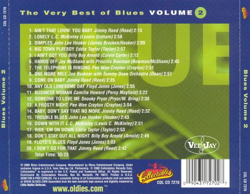The Very Best of Blues, Vol. 2