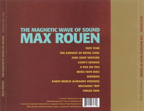 Magnetic Wave of Sound