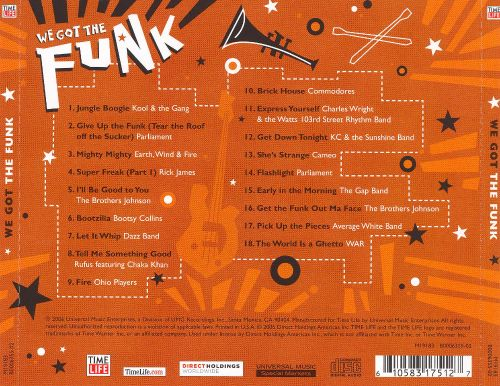 we got the funk time life various artists songs reviews credits allmusic. Black Bedroom Furniture Sets. Home Design Ideas