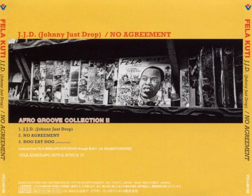 J.J.D./No Agreement