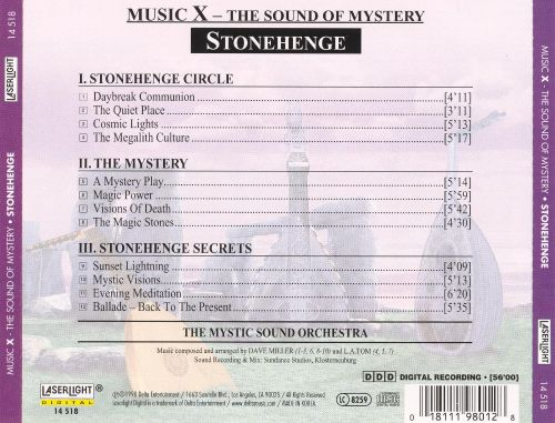 Sound of Mystery: Stonehenge, Vol. 2