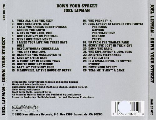 Down Your Street