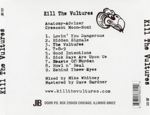 Kill the Vultures