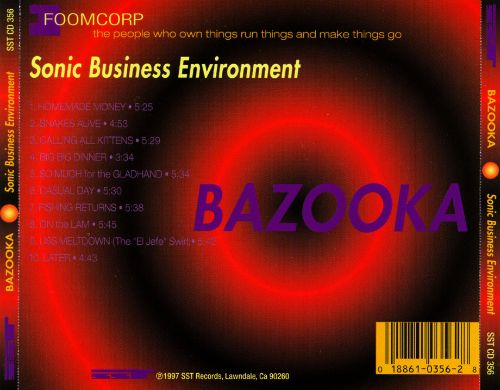 Sonic Business Environment