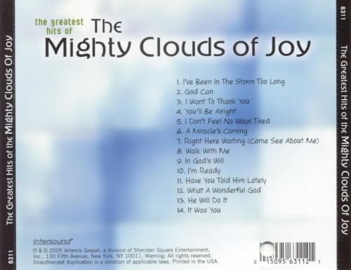 The Greatest Hits of Mighty Clouds of Joy