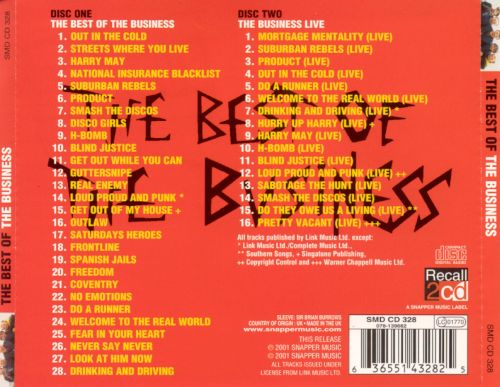 The Best of the Business/The Business Live