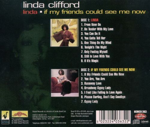 Linda/If My Friends Could See Me Now