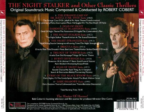 Night Stalker and Other Classic Thrillers