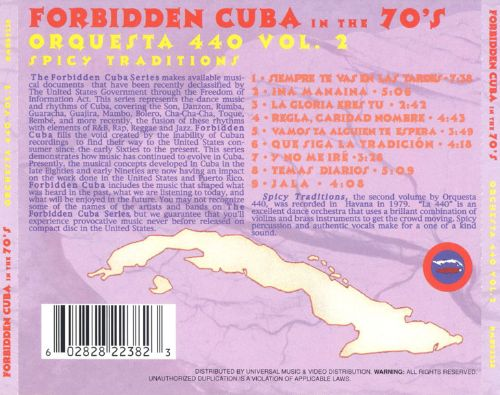 Forbidden Cuba in the 70's: Spicy Traditions
