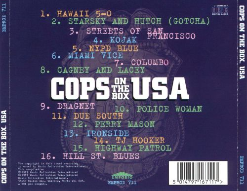 Cops on the Box: USA