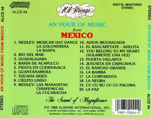 Music from Mexico