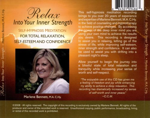 Relax into Your Inner Strength