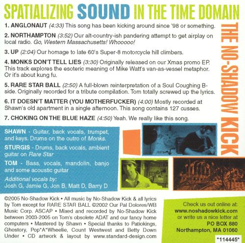 Spatializing Sound in the Time Domain