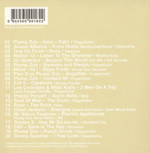 Fabriclive.08