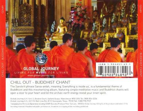 Global Journey: Chill Out Buddhist Chant