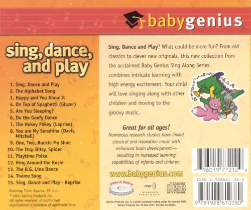 Sing Dance and Play
