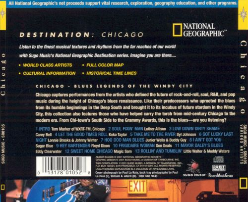 National Geographic: Destination Chicago