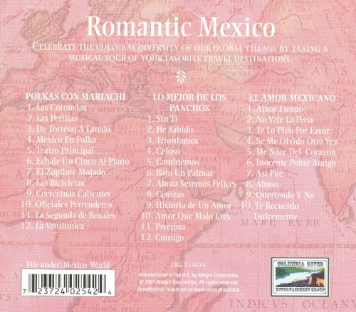Romantic Mexico