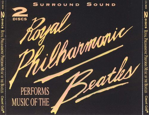 Royal Philharmonic Performs Music of the Beatles