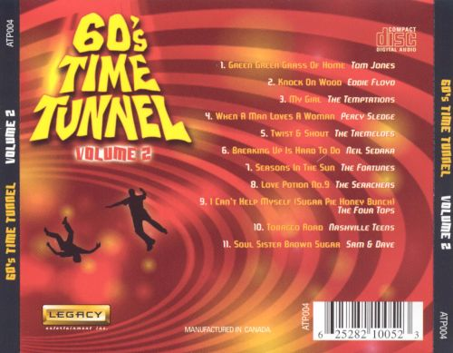 60's Time Tunnel, Vol. 2