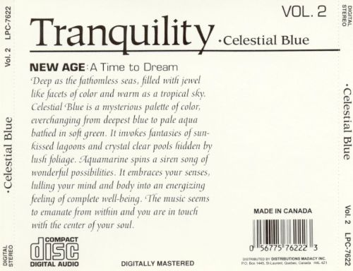 Tranquility: Celestial Blue, Vol. 2