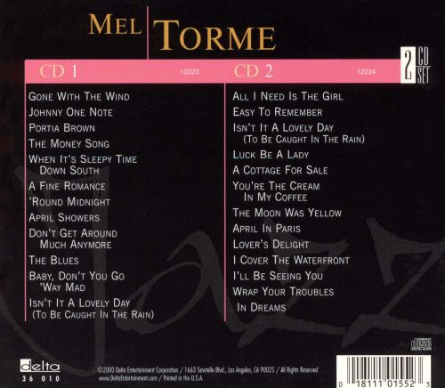 Jazz Collection: Mel Torme