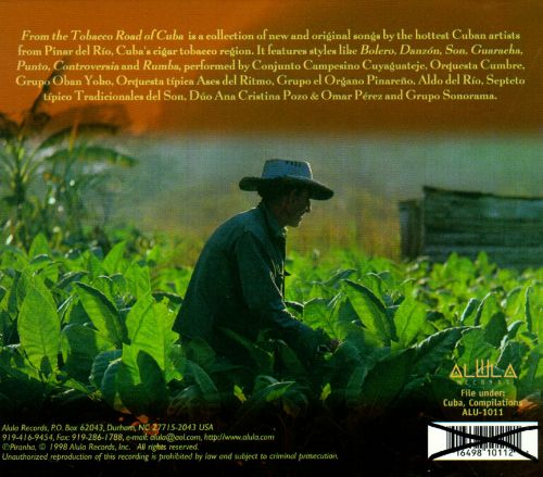 From the Tobacco Road of Cuba