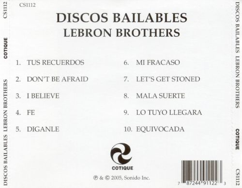 Discos Bailables