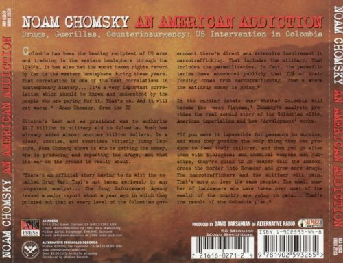 An American Addiction: Drugs, Guerillas and Counterinsurgency/US Intelligence