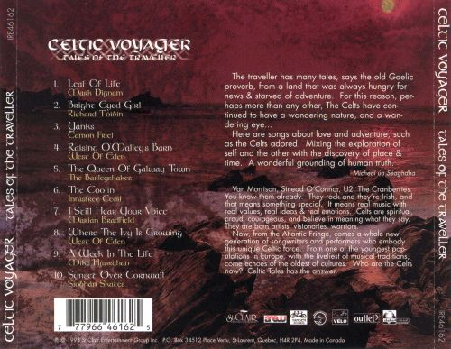 Celtic Voyager: Tales of the Traveller