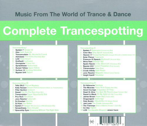 The Complete Trancespotting