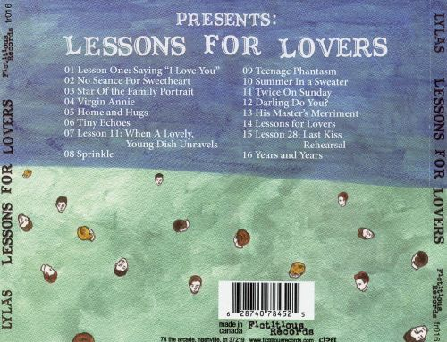 Lessons for Lovers