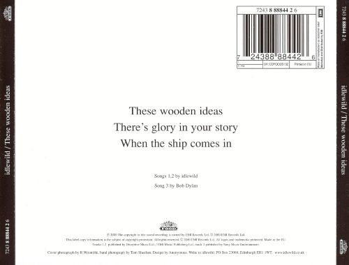 Those Wooden Ideas [CD #1]