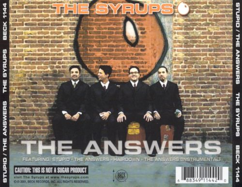 Stupid/The Answers