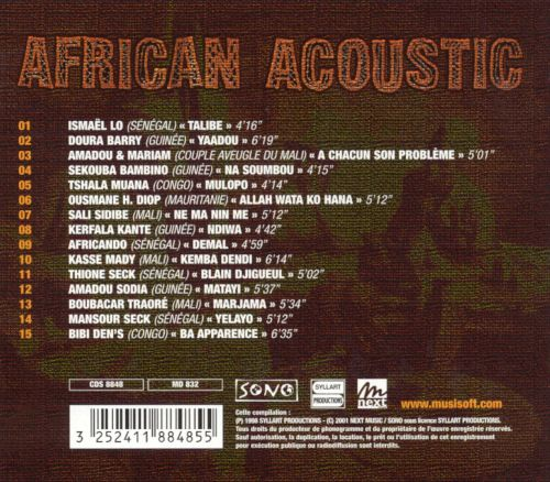 African Acoustic