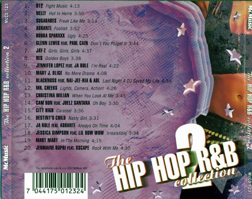 The Hip Hop R&B Collection, Vol. 2
