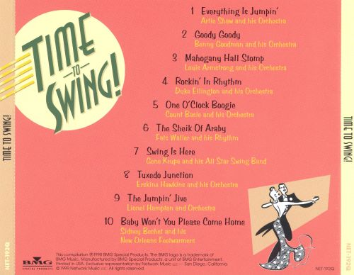Time to Swing! [BMG Special Products]