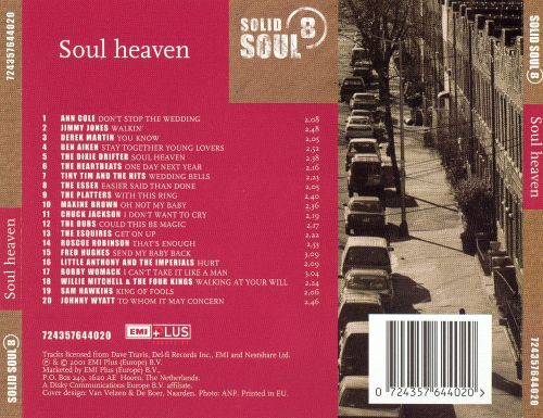 Solid Soul, Vol. 8: Soul Heaven