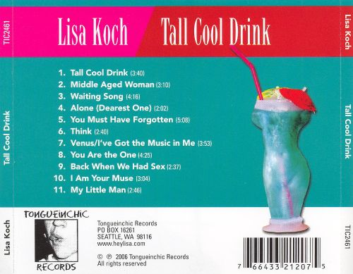 Tall Cool Drink