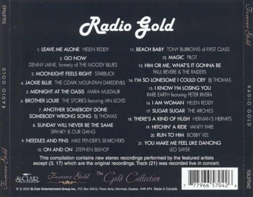 Gold Collection: Radio Gold