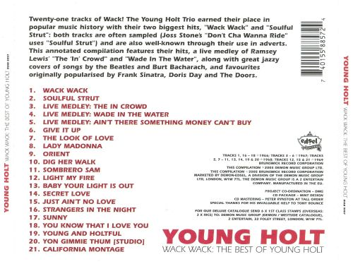Wack Wack: The Best of Young Holt