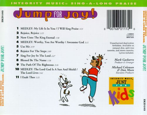 Just for Kids: Jump for Joy