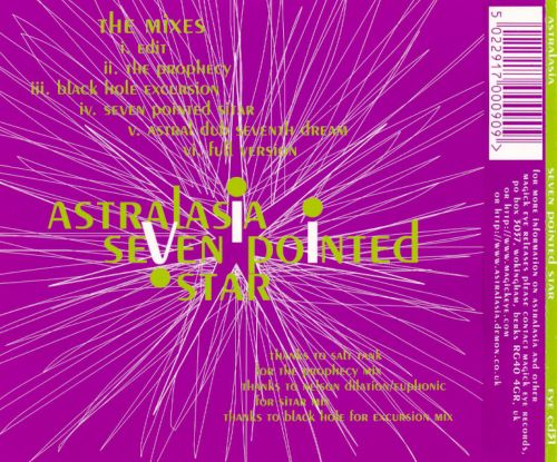 The Seven Pointed Star [Single]