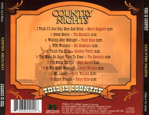 This Is Country: Country Nights