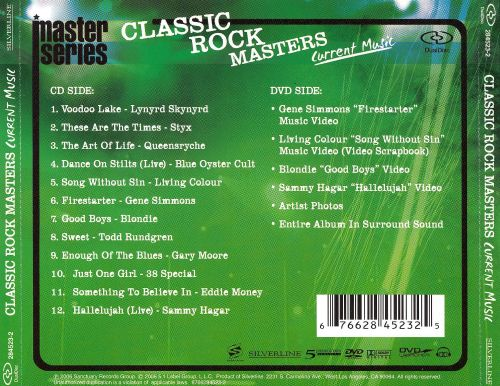 Classic Rock Masters: Current Music