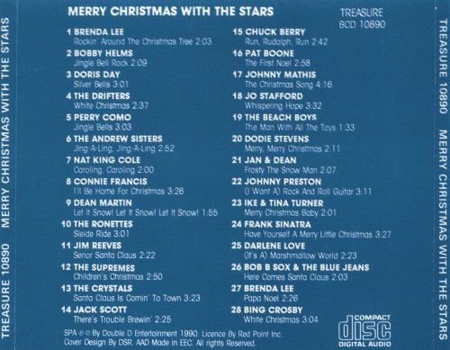 Merry Christmas With the Stars