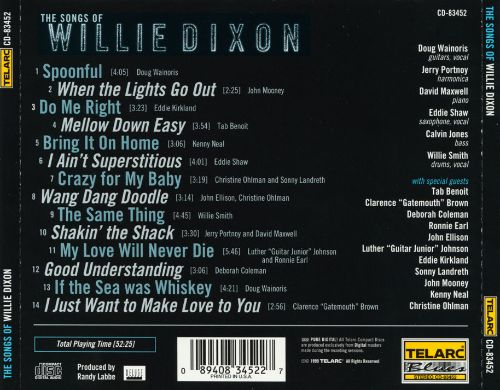 The Songs of Willie Dixon